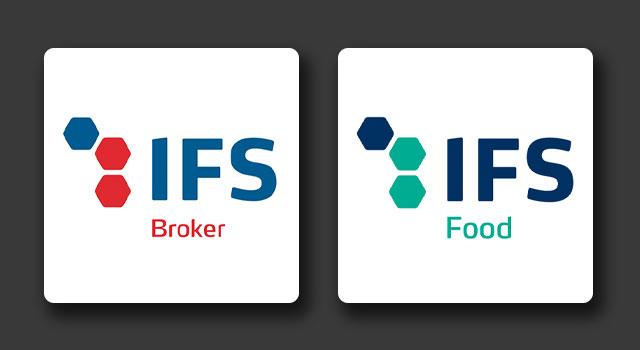 IFS Zertifikate Food und Broker